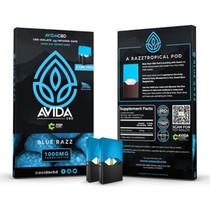 Avida CBD Pods Blue Razz