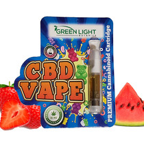 Green Light Botanics CBD C-Cell Cartridges