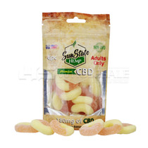 Sun State Hemp - Gummies Bag 6pcs - 180mg (MSRP $12.99)