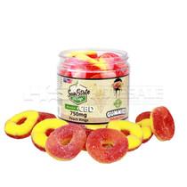 Sun State Hemp - Gummies Jar - 750mg (MSRP $29.99)