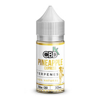 CBDfx CBD Terpenes E-Liquid Pineapple Express