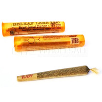 Beleaf Labs Sunset Sherbert CBD Flower Pre-Rolls