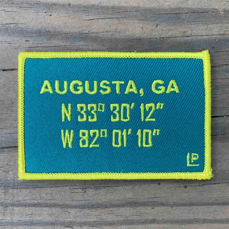 Augusta Coordinates 2x3 Loyalty Patch