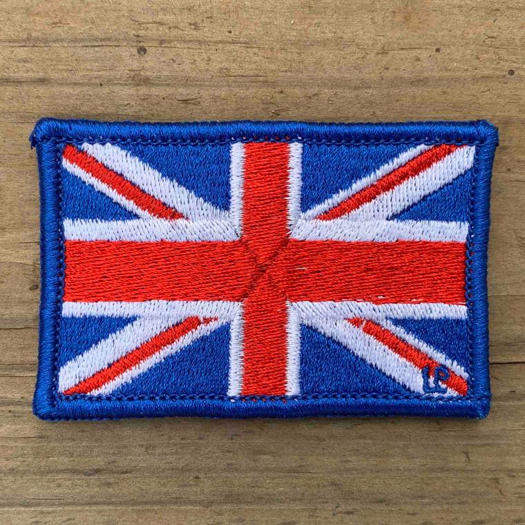 Union Jack 2x3 Loyalty Patch