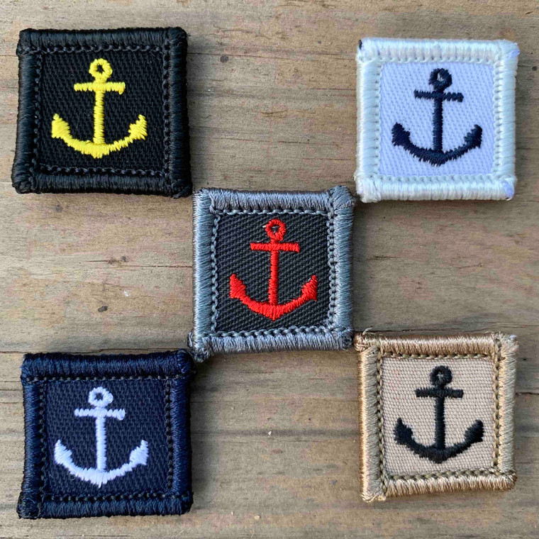 Anchor 1x1 Loyalty Badge