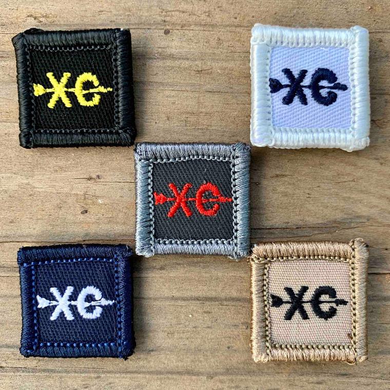 Cross Country 1x1 Loyalty Badge