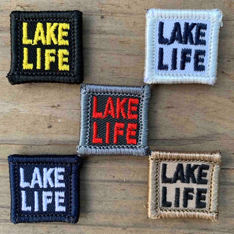 Lake Life 1x1 Loyalty Badge