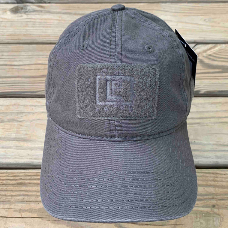 Dad Hat - Charcoal