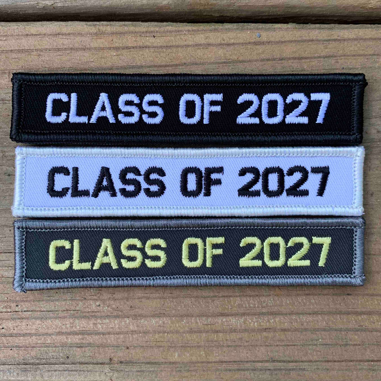 Class of 2027 1x5 Loyalty Tape