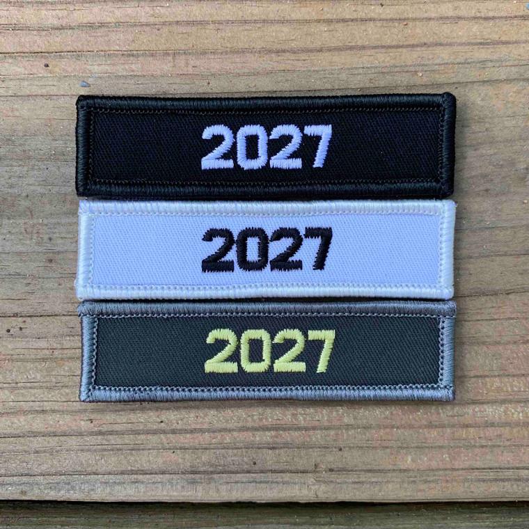 2027 1x3.75 Loyalty Tape