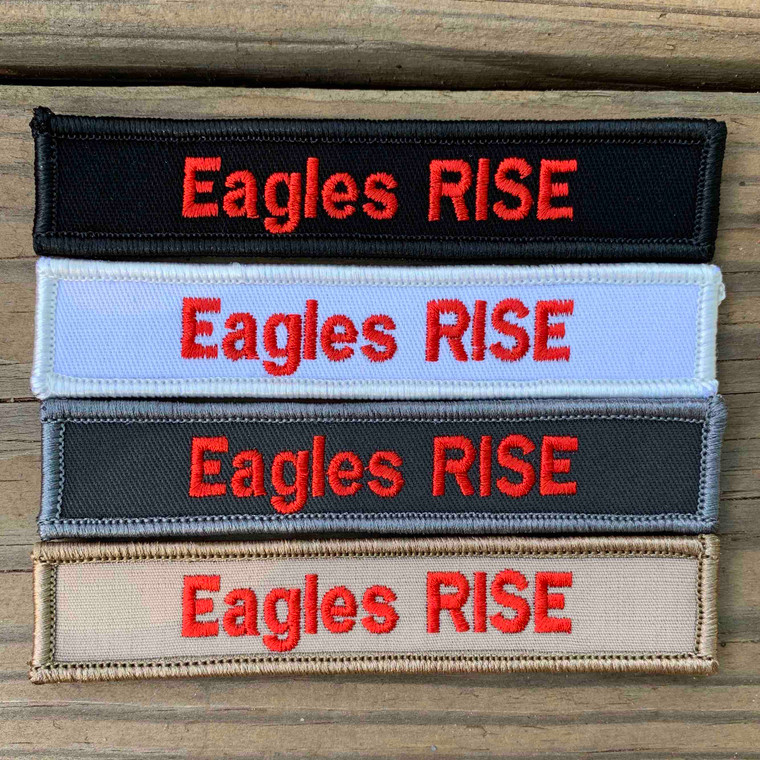 Madras Eagles RISE 1x5 Loyalty Tape