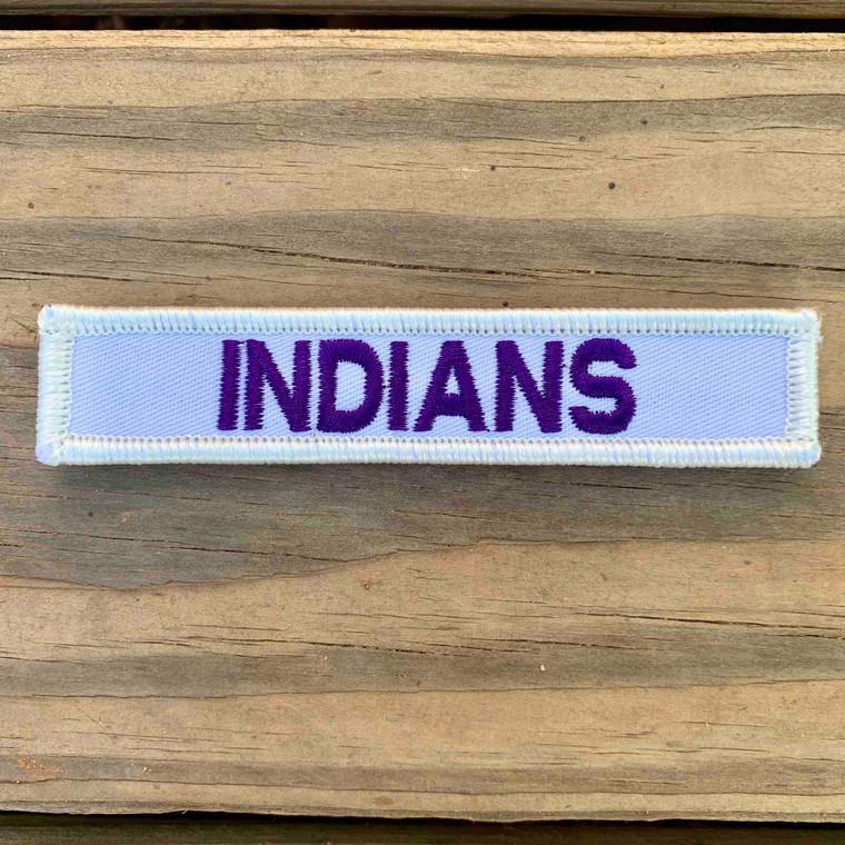 East Coweta Indians 1x5 Loyalty Tape