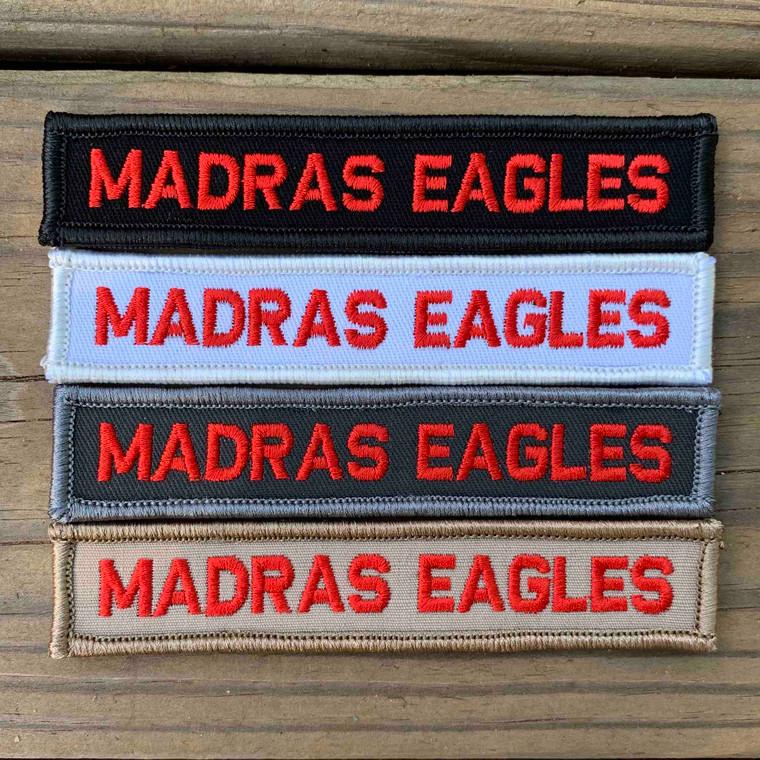 Madras Eagles 1x5 Loyalty Tape