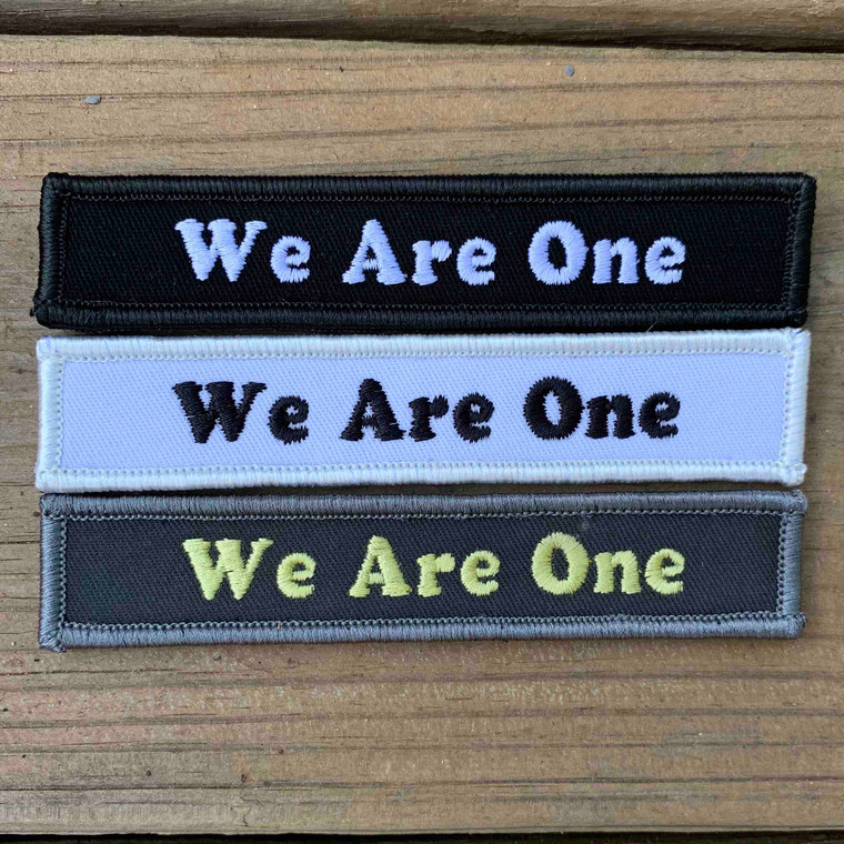 Brooks We Are One 1x5 Loyalty Tape
