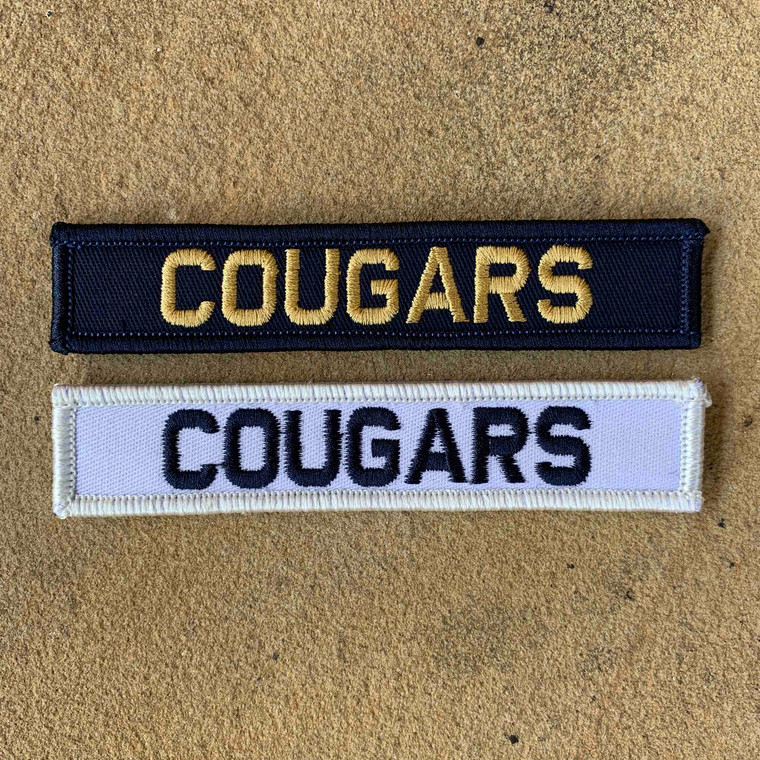 Newnan Cougars 1x5 Loyalty Tape