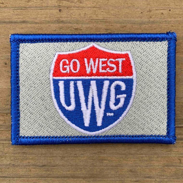 University of West Georgia Interstate Shield