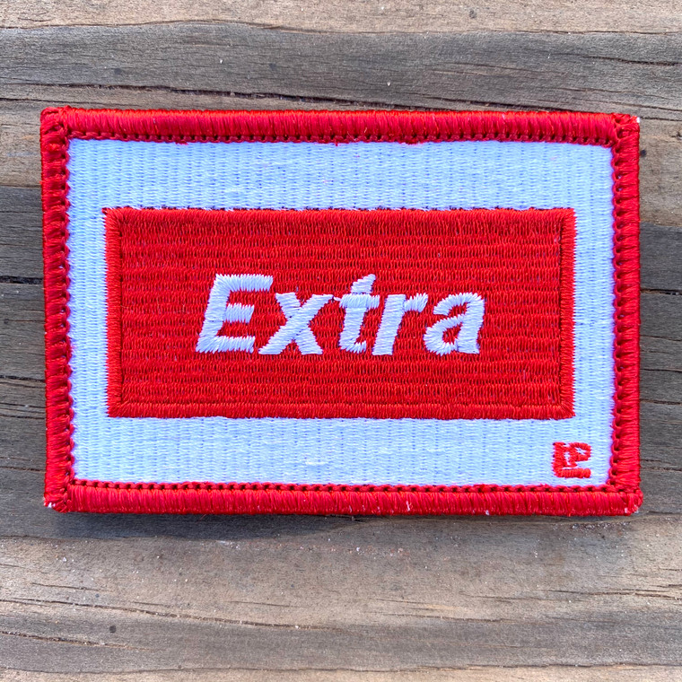 EXTRA 2x3 Loyalty Patch