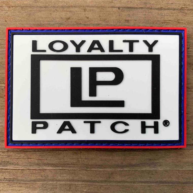 Signature PVC 2x3 Loyalty Patch