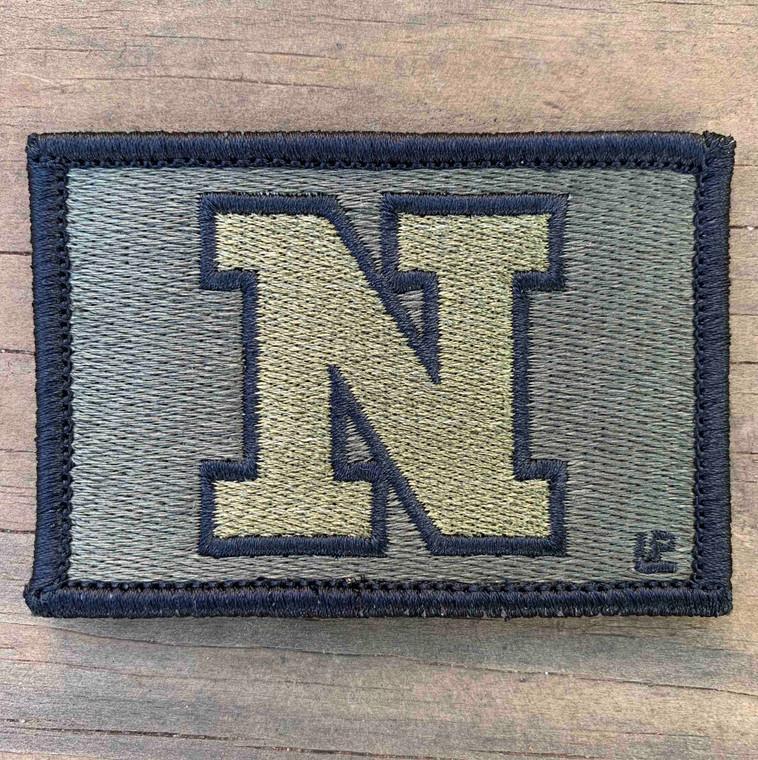 Newnan High School OCP Scorpion Colors 2x3 Loyalty Patch