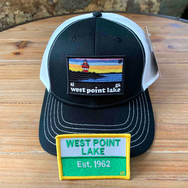 West Point Lake combo of the week