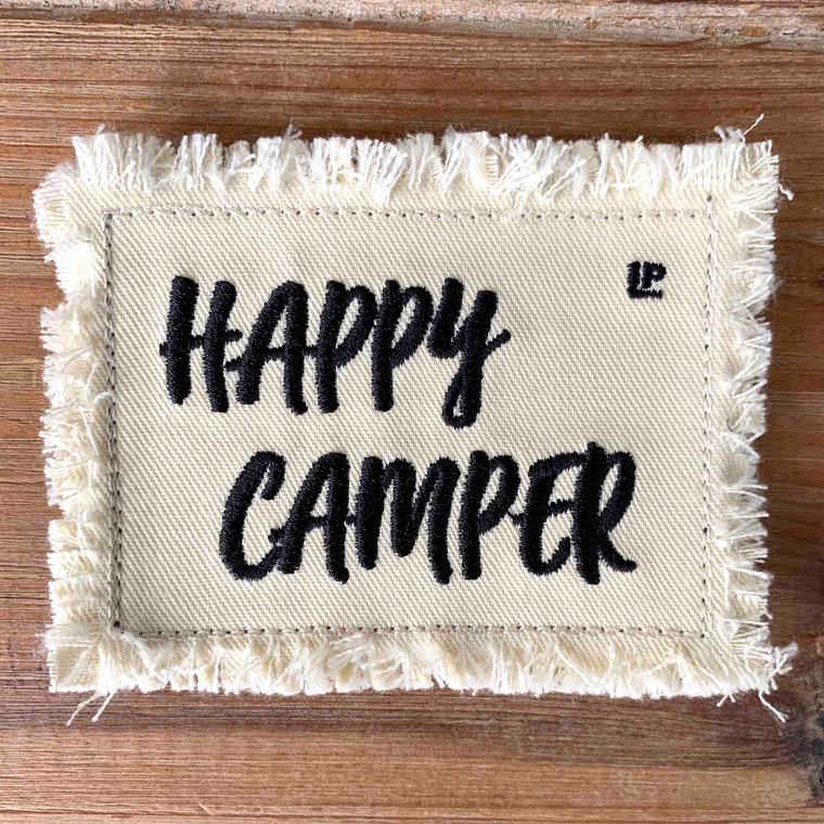 Happy Camper 2x3 Loyalty Patch