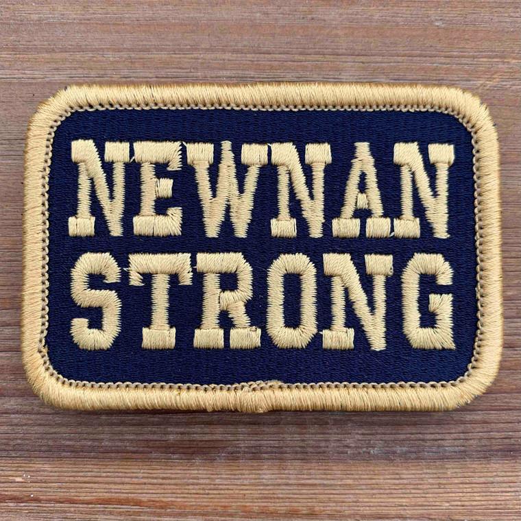 Newnan Strong 2x3 Loyalty Patch