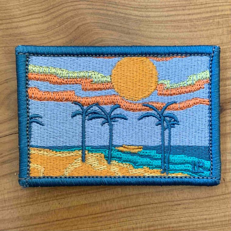 Beach Sunset by Becca Sapienza