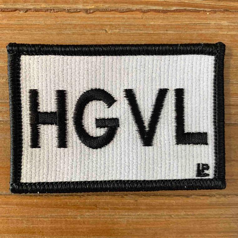 HGVL Hogansville 2x3 Loyalty Patch