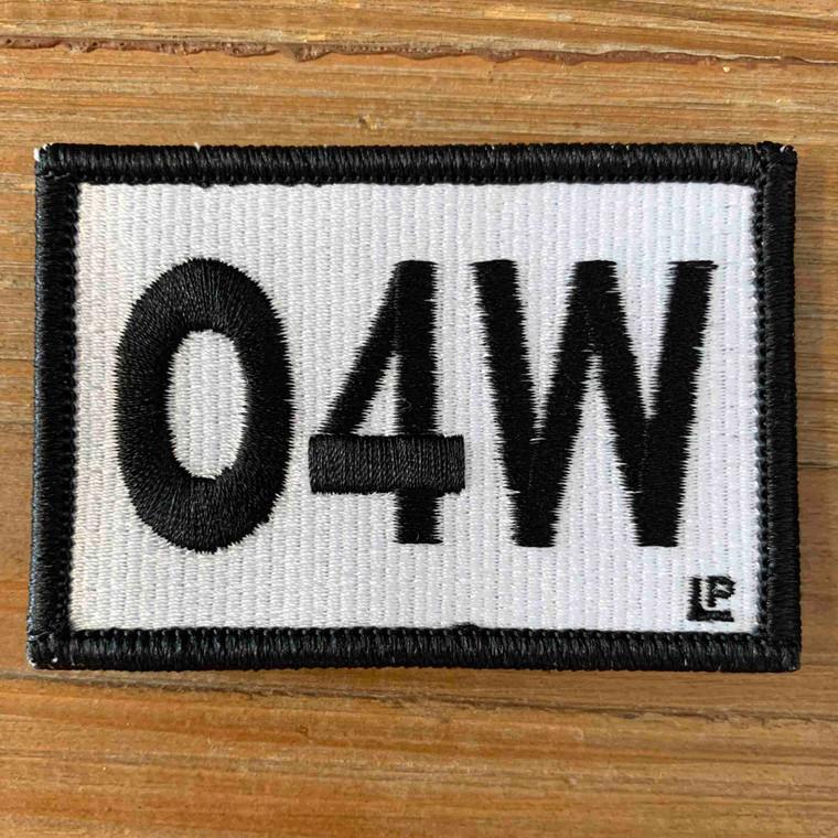 O4W Old Fourth Ward 2x3 Loyalty Patch