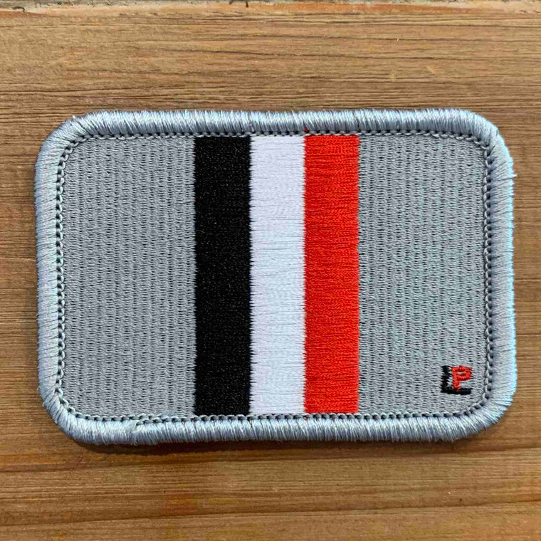 Game Day Stripes 2x3 Loyalty Patch