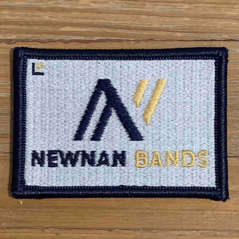 Newnan High School 2x3 Newnan Bands Loyalty Patch