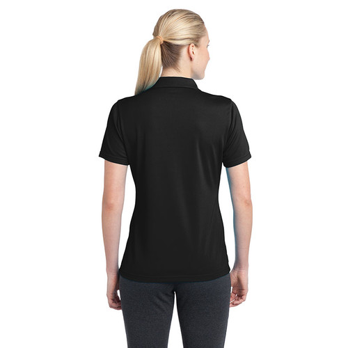 Westside Pizza Ladies Micro-Mesh Polo with Embroidered Front