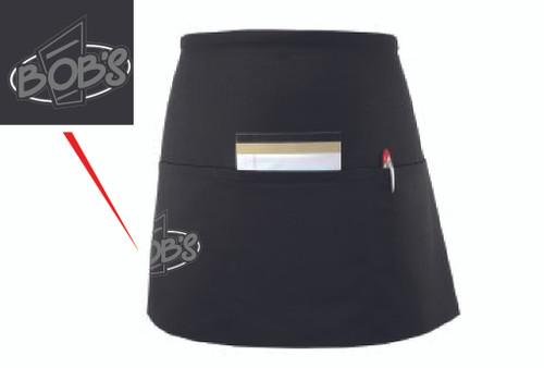 Bob's Monochrome 3-Pocket Apron