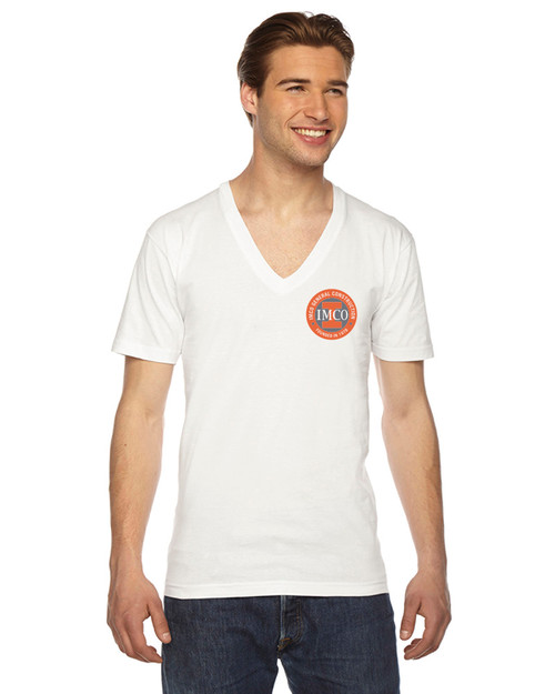 IMCO American Apparel V-Neck T-shirt