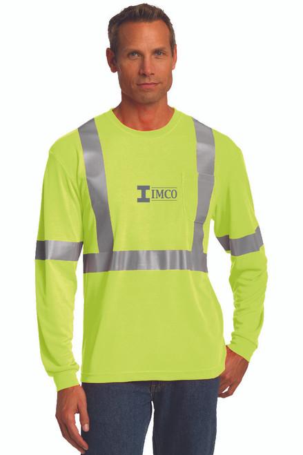 IMCO ANSI 107 Longsleeve Safety Shirt