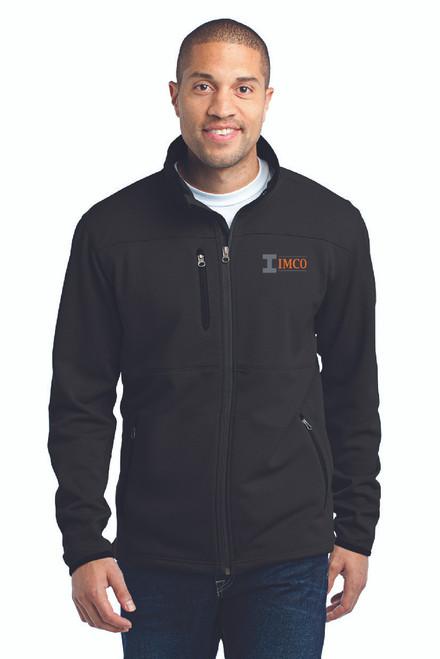 IMCO Mens Pique Fleece Jacket