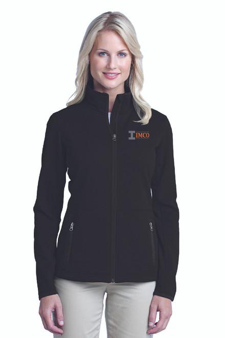 IMCO Ladies Pique Fleece Jacket