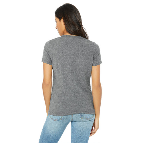 IMCO Bella+Canvas Ladies Relaxed Jersey Short Sleeve