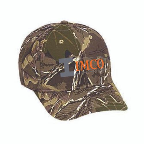 IMCO Camo Cotton Twill Low Profile Cap