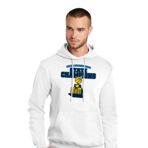 LC Basketball State Champions 2020 Hoodie