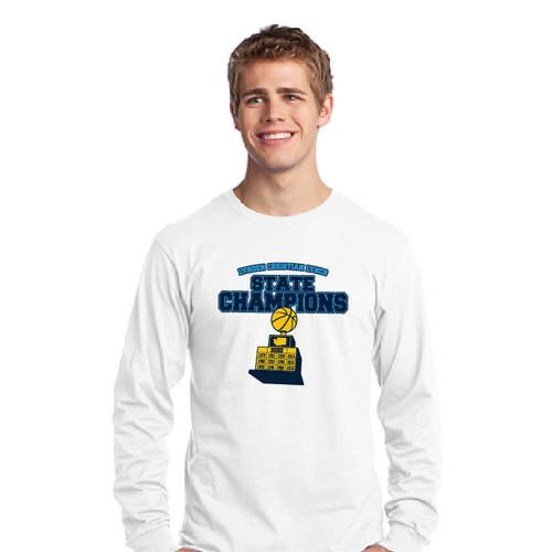 LC Basketball State Champions 2020 Longsleeve T-shirt
