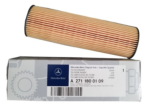 MERCEDES-BENZ ENGINE OIL FILTER KIT