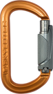 Double 0 Tri-Lock Carabiner
