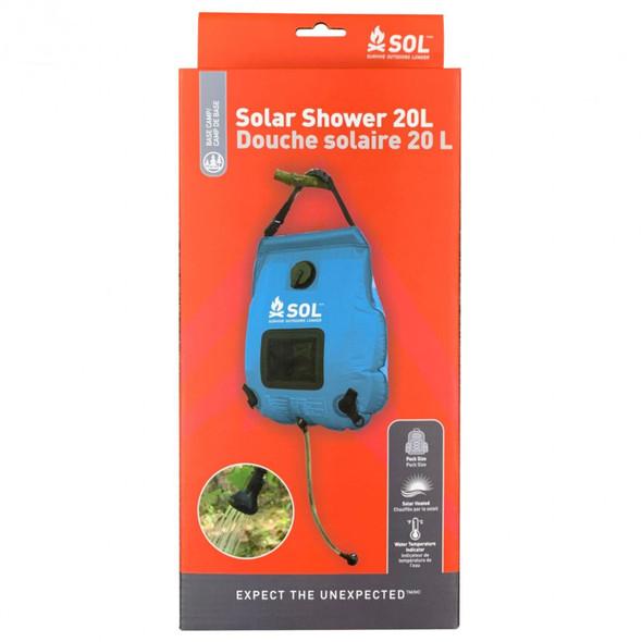 SOL Solar Shower 20L