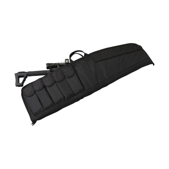 Uncle Mikes Tactical Rifle Case 41in Black Large