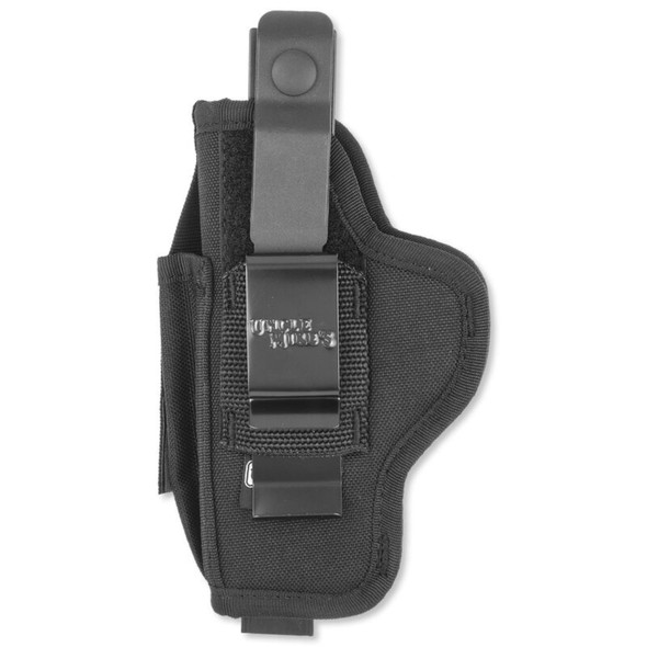 Uncle Mikes Sidekick Holster Kodra Blk Sz15 Ambi w Mag Pouch