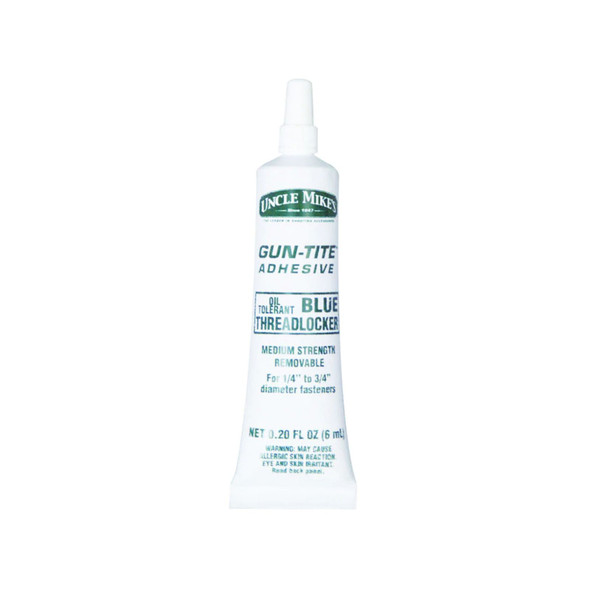 Uncle Mikes GUN-TITE Glue Resealable Tube