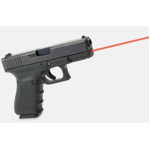 LaserMax Guide Rod Laser Red Glock 23 Gen 4