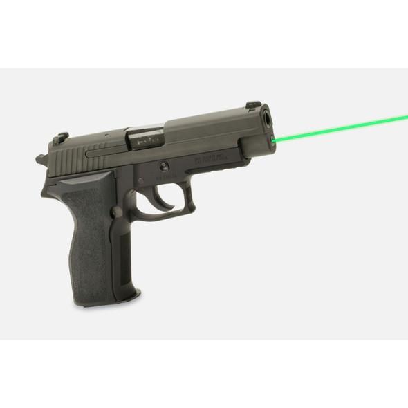 LaserMax Guide Rod Laser Green Sig Sauer P226 9MM