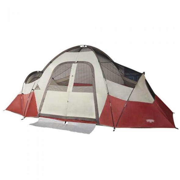 Bristlecone 8 Person Cabin Rust Tent